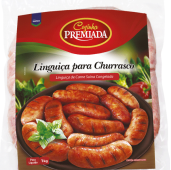 Linguiça churrasco 1 kg Cong.